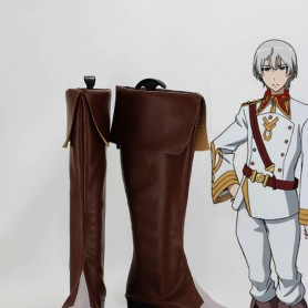 Valvrave the Liberator L-ELF Karlstein Cosplay Boots