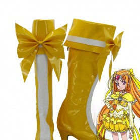 Pretty Cure Ako Shirabe/Cure Music Cosplay Boots