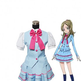 Pretty Cure Private Aria Academy School Uniforms Cosplay Costume