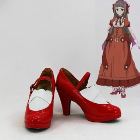 Problem Children are Coming from Another World Asuka Kudo Cosplay Boots
