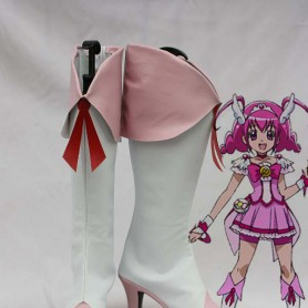 Smile Pretty Cure Hoshizora Miyuki/Cure Happy Cosplay Boots