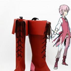 Puella Magi Madoka Magica Kaname Madoka Cosplay Boots