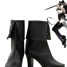 RWBY Black Trailer Blake Belladonna Black Cosplay Boots