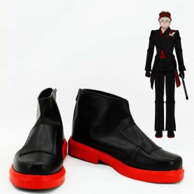 RWBY Cosplay Adam Taurus Short Cosplay Boots