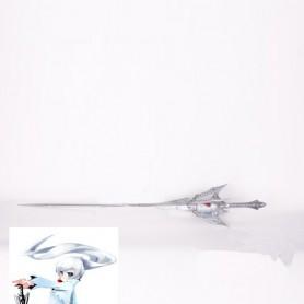 RWBY White Trailer Weiss Schnee Myrtenaster Prop