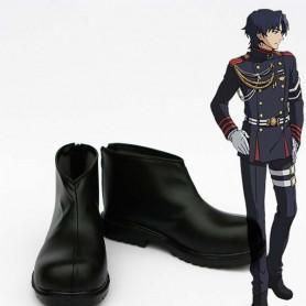 Seraph of the End Guren Ichinose Cosplay Boots