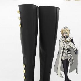 Seraph of the End Mikaela Hyakuya Cosplay Boots