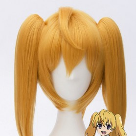 Seraph of the End Mitsuba Sangu Cosplay Wig