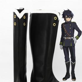 Seraph of the End Yuichiro Hyakuya Cosplay Boots