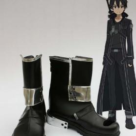 Sword Art Online Cosplay Kirito Short Coslay Boots