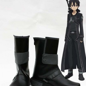 Sword Art Online Cosplay Kirito Coslay Boots