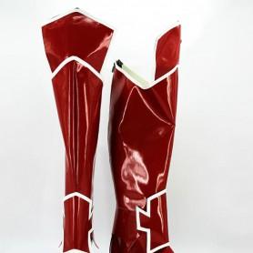 Sword Art Online Cosplay Kirito Red Coslay Boots