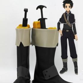 Sword Art Online Kirito Coslay Boots