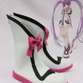 Tales of Graces Sophie White Cosplay Boots