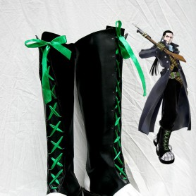 Tales of Innocence Ricardo Soldato Cosplay Boots