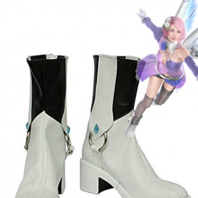 Tekken 6 Cosplay Alisa Bosconovitch Cosplay Boots