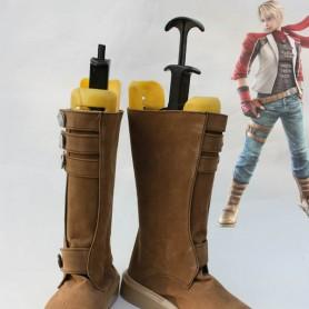 Tekken 6 Cosplay Leo Kliesen Cosplay Boots
