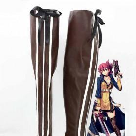 The Legend of Heroes Sen no Kiseki Sara Valestin Cosplay Boots