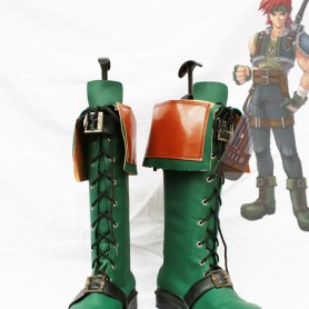 The Legend of Heroes VI Agate Crosner Cosplay Boots