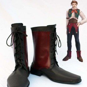 The Legend of Heroes VI Cassius Bright Cosplay Boots