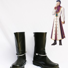 The Legend of Heroes VI George Weissman Cosplay Boots