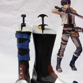The Legend of Heroes VI Joshua Bright Cosplay Boots