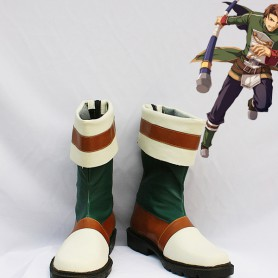The Legend of Heroes VI Maximilian Seed Cosplay Boots