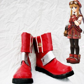 The Legend of Heroes VI Tita Russell Cosplay Boots