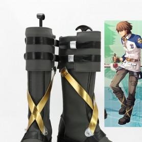 The Legend of Heroes Zero no Kiseki Lloyd Bannings Cosplay Boots