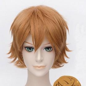 30cm Tokyo Ghoul Nishiki Nishio Cosplay Wig