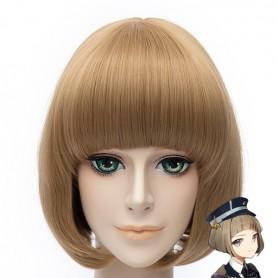 30cm Touken Ranbu Online Tantou Maeda Toushirou Cosplay Wig