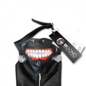 Fancy Tokyo Ghoul Ken Kaneki Black Battle Cosplay Mask