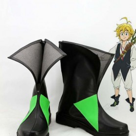 The Seven Deadly Sins Meliodas Cosplay Boots