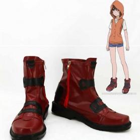 Toaru Majutsu no Index Kinuhata Saiai Cosplay Boots