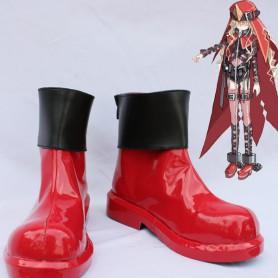 Toaru Majutsu no Index Sasha Kruezhev Short Cosplay Boots