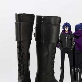 Tokyo Ghoul Cosplay Ayato Kirishima Black Cosplay Boots
