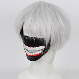 Tokyo Ghoul Ken Kaneki Black Cosplay Mask
