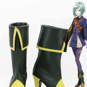 Touken Ranbu Online Feminine Tachi Ichigo Hitofuri Cosplay Boots