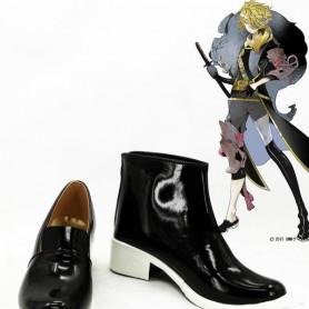 Touken Ranbu Online Tachi Shishiou Cosplay Boots