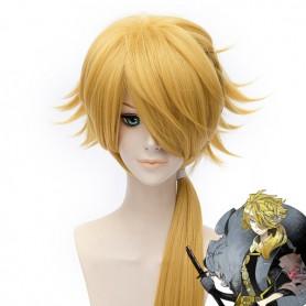 Touken Ranbu Online Tachi Shishiou Cosplay Wig