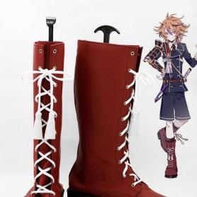 Touken Ranbu Online Tantou Gotou Toushirou Cosplay Boots