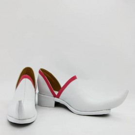 Tsubasa Reservoir Chronicle Sakura White Cosplay Shoes