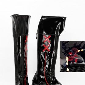 Tsubasa: Reservoir Chronicle Kurogane Cosplay Boots