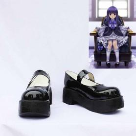 Umineko no Naku Koro ni Bernkastel Cosplay Shoes