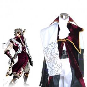 Devil Kings/Sengoku Basara Chosokabe Motochika Arslan Cosplay Costume