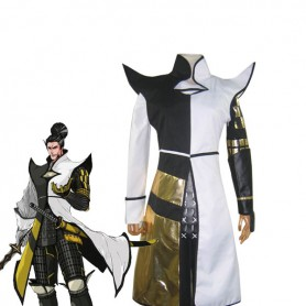 Devil Kings/Sengoku Basara Matsunaga Hisahide Cosplay Costume