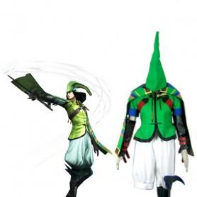 Devil Kings/Sengoku Basara Mori Motonari Kahz Cosplay costume