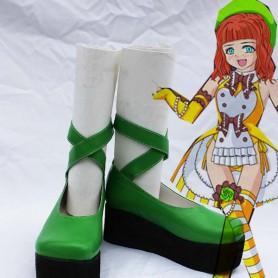 Umineko no Naku Koro ni Furfur Cosplay Shoes