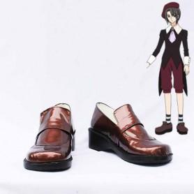 Umineko no Naku Koro ni Kanon Cosplay Shoes