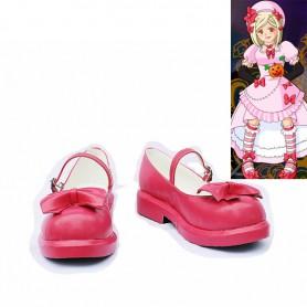 Umineko no Naku Koro ni Lambdadelta Cosplay Shoes